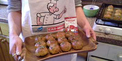 """Получила приз - """"Набор для пекаря"""" от фирмы САФ-НЕВА"""
