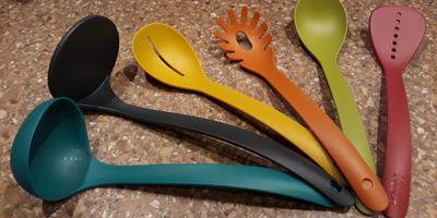 Приз получен - набор кухонных инструментов Nest Plus
