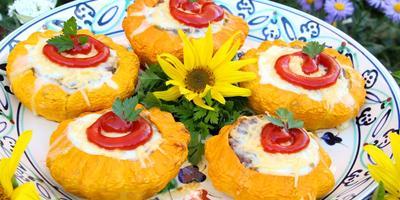 5 солнечных рецептов с подсолнечным маслом