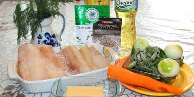 Рыбные рулеты с овощами