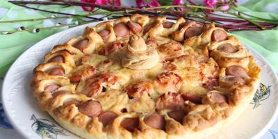 Пицца для пикника