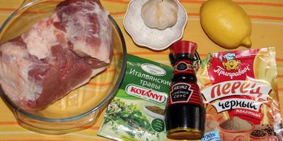 Мясо-гриль в новой сковороде от Чугункофф