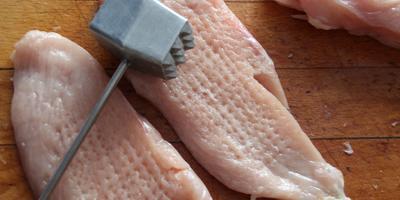 Курица-гриль на сковороде от Чугункофф