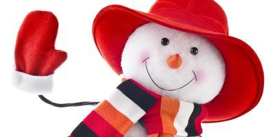 Как сделать снеговика... без снега