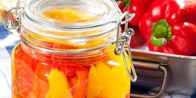Заготовки из перца: 10 рецептов для яркого стола