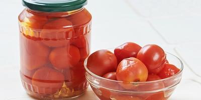 3 простых рецепта заготовки помидоров на зиму