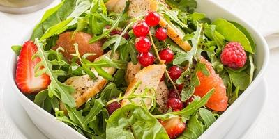 Блюда с мясом курицы: 8 летних рецептов