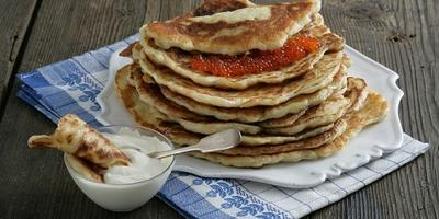 Как приготовить традиционные русские блины - пышные, сытные, ароматные