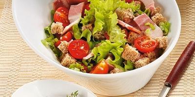 Салаты с мясом для настоящих мужчин: рецепты к 23 февраля