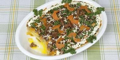 Готовим жаркое с лисичками: грибное блюдо на ужин