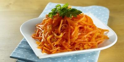 Морковь по-корейски - острая закуска, которая всегда будет под рукой