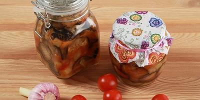 Рататуй на зиму: пошаговое приготовление любимого овощного блюда