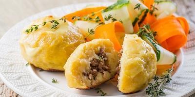 Кнедли - еще одно оригинальное блюдо из обычной картошки