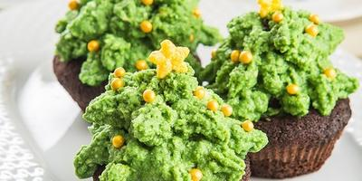 А что на десерт? 10 рецептов сладкой выпечки к новогоднему столу
