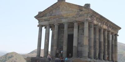 Путешествие по Армении. Гарни и Гегард