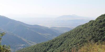 Восхождение в горы Армении