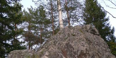 Путешествие в Карелию. Водопад Кивач