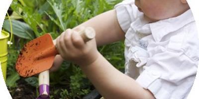 А у ваших детей и внуков есть свои мини-огородики?