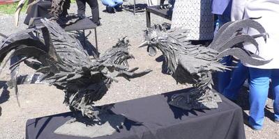 Кузнечный фестиваль в Бывалино