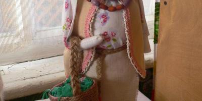 Народные куклы Липецкой области
