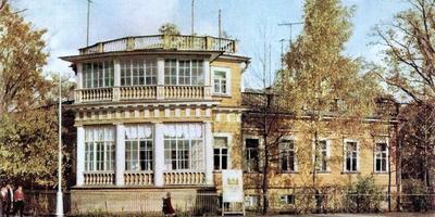 А.С. Пушкин и дача