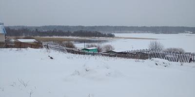 Зимний апрель