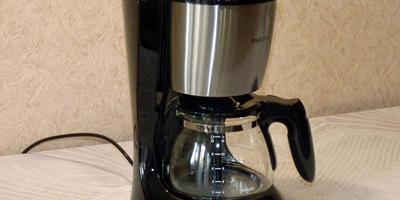 Кофеварка капельного типа Philips HD7457 – гарантия отличного кофе!