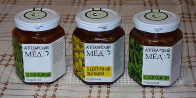 """""""Горшочек"""" с мёдом от Эльфармы"""