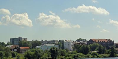 Один день в Костроме