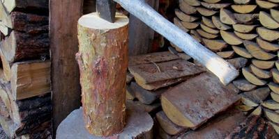 Немного о дровах