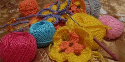 Целебные свойства вязания