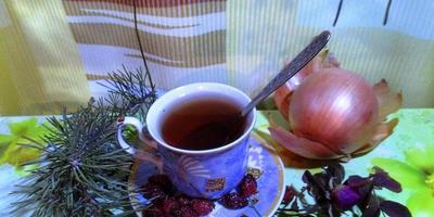 Напиток для здоровья и долголетия