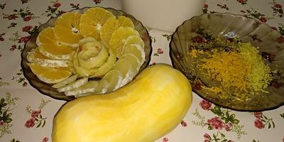Цукаты из тыквы вместо конфет - отличный способ накормить витаминами малыша и побаловать домашних!