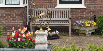 Голландские дворики - продолжение. Для самых занятых