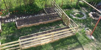 """Как мы """"огород городили""""..."""
