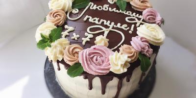 Сказочно вкусный тортик