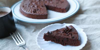 Потрясающе вкусный торт