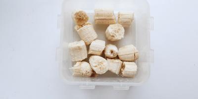 Как приготовить полезное и вкусное мороженое? Всего из двух ингредиентов!