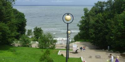 Красоты Балтики в районе Калининграда