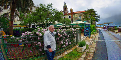 Цветы и природа Черногории. День первый. Пераст