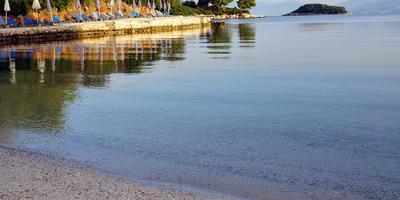 Ксамил, Бутринт, Химара. Албания, Ионическое море, лучшие пляжи.  Путешествие на автомобиле по Балканам. Часть 2