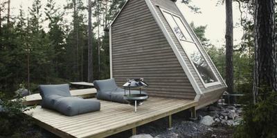8 оригинальных проектов дачных домиков