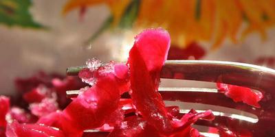 Замораживание капусты