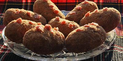 С виду - картошка, по сути - пирожное