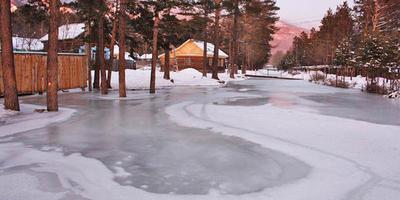 Минеральные воды Сибири