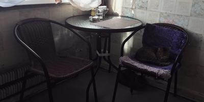 Садовая мебель для дома