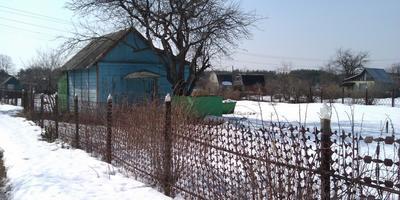 Наша старая-новая дача, или Как мы купили поле снега!