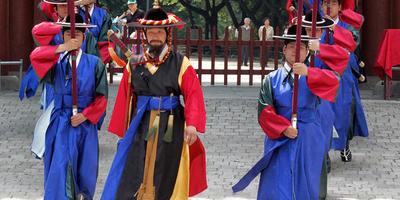 Сеул: город и люди