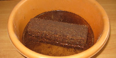 Подготовка земли для выращивания тестируемых петуний от Аэлита