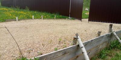 Можно ли использовать бетонное полотно для покрытия переезда через канаву?